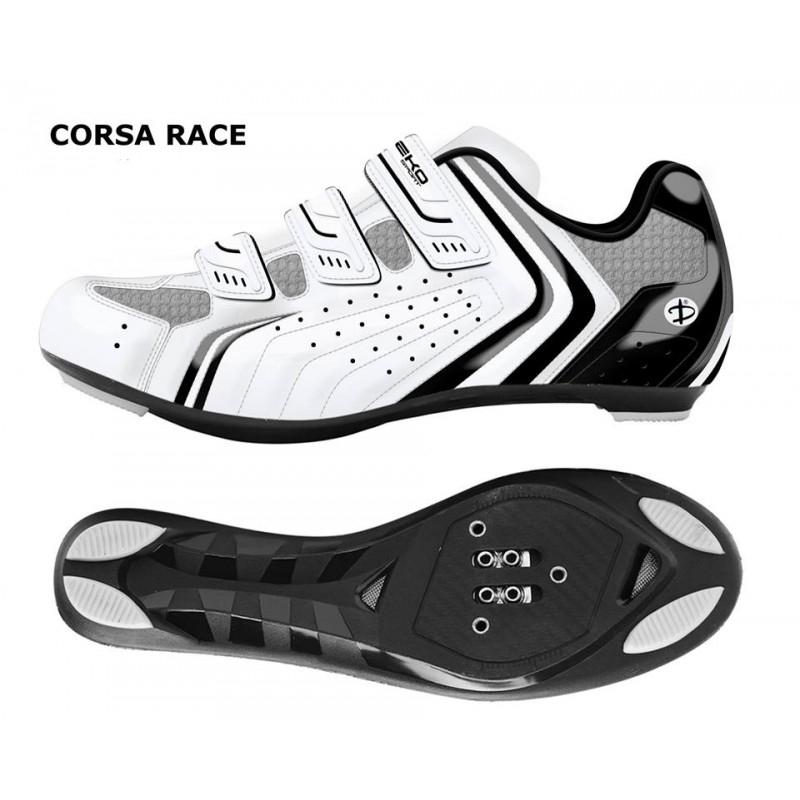 deko-scarpa-corsa-race-bianco-nero