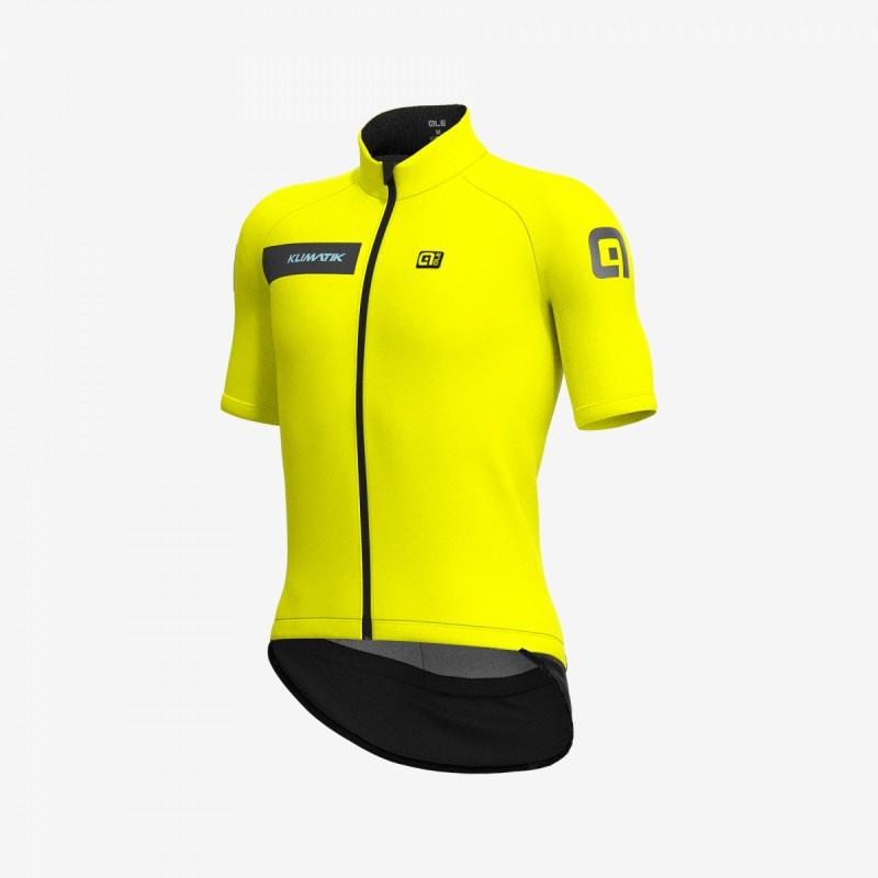 maglia-antipioggia-manica-corta-ciclismo-ale-klimatik-k-atmo-wr-rain-fluo