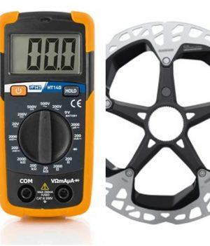 Programma e Diagnostica / Rotori / Ruote